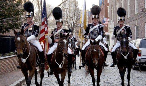 Philadelphia City Cavalry Will Escort Trump At Inauguration