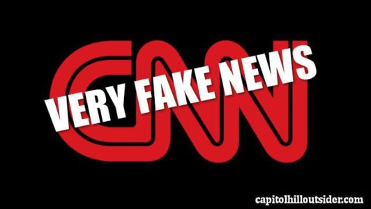 Fake News on Steroids – CNN Forced to Correct Its Latest Big Anti-Trump Story.