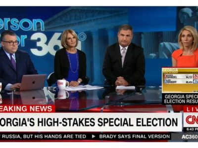 Three Employees Resign from CNN Amid Very Fake News Scandal