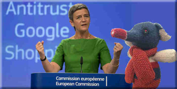 "Time To Tell Socialist European Union: ""Hands Off Private Enterprise!"""