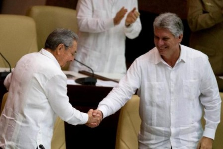 The Murderous Castro Regime Hands The Reins To Hand-Picked Communist Leader.