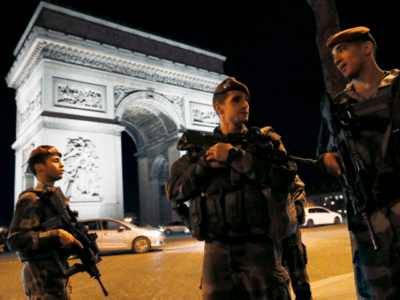 France Identifies 39-Year-Old Suspected Islamist Who Had Shot Officers Before as Paris Attacker.