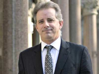 Senate Judiciary GOPs Request Criminal Investigation of Dossier Author Christopher Steele.