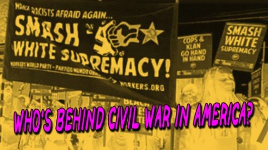 Who's Behind Civil War in America? – VIDEO
