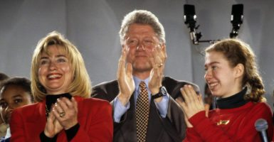 Must-See Moments: Is the Left Turning on Bill Clinton?
