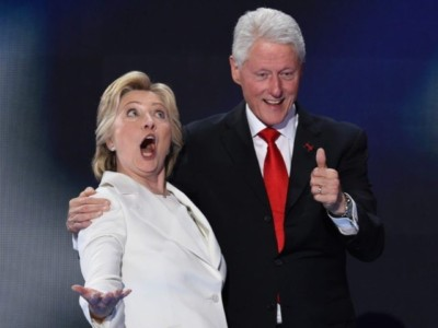 Report: FBI Informant Tells Congress Moscow Routed Millions to Influence the Clintons