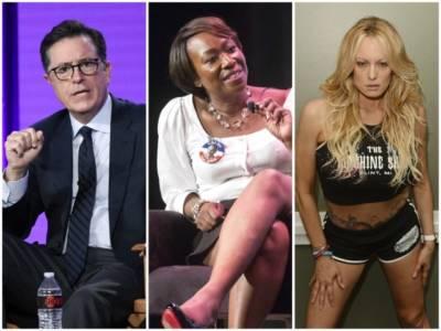 Nolte: Media Normalize C*nt, C*ckholster, Joy Reid, Porn Stars, Booing Rape Victims.