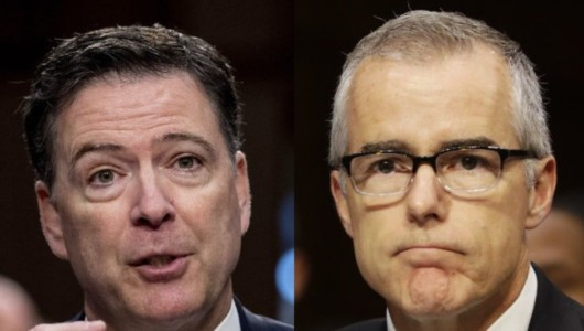 McCabe, Comey, and Integrity at the FBI.