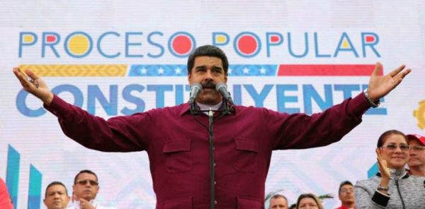 A Bloodstained Constituent Election: 14 Killed as Maduro Makes Venezuela's Dictatorship Official