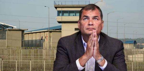 Ecuador: The End of Rafael Correa's Era of Socialist Corruption.