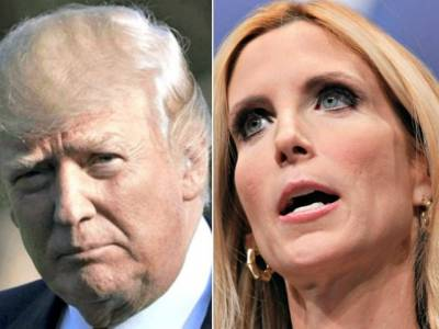 Ann Coulter: Liberals Hate Trump Because He Represents Americans.