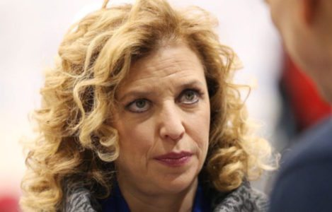 BOOM! Wasserman Schultz's political future just blew up COMPLETELY