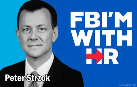 "BREAKING: FIVE MONTHS Worth of Peter Strzok Text Messages GO MISSING – FBI Cites Mystery ""Glitch"""