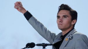 Not a joke: Fortune names David Hogg and cohorts the world's greatest leaders of 2018