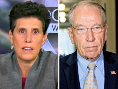 Report – Grassley Caves: Accepts Kavanaugh Accuser's Demand to Testify Thursday.