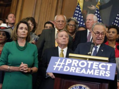 POLLAK: Why Republicans Should Not Cave to Democrat Demands on DACA.
