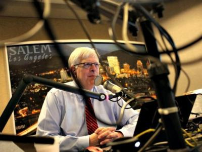 Dennis Prager: 'My Opposition to Donald Trump Was Wrong,' He Is a 'Great President'