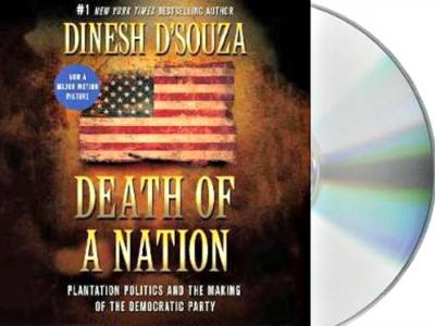 Dinesh D'Souza: 'Bigotry' Is 'Unifying Glue' for 'Progressives and the Democratic Party'.