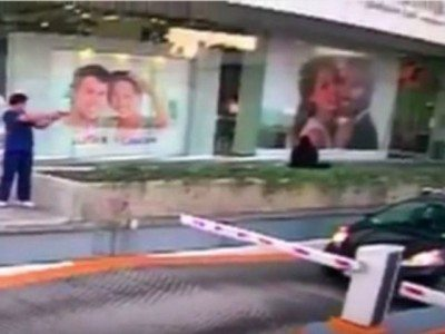 VIDEO: U.S. Diplomat Shot in Mexico