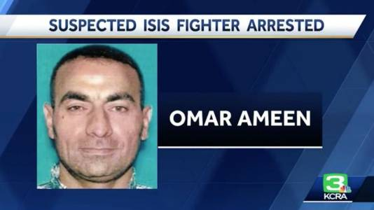 ISIS Member and Obama 'Refugee' Arrested in California on Murder Charges.