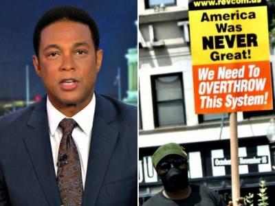CNN's Don Lemon Defends Violent Antifa: 'No Organization Is Perfect'