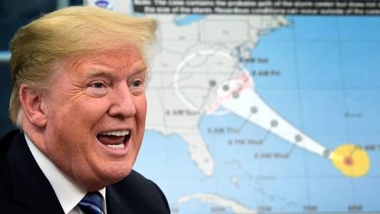 It's Not Just WaPo. More Join The Chorus Of Alarmists Blaming Trump For Hurricane Florence.