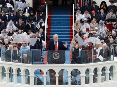 Complete Text of President Donald Trump's Inaugural Address