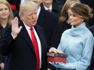 Photos: Top Moments from Donald Trump's Inauguration