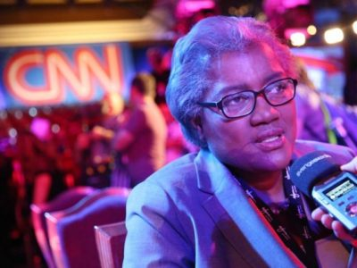 Another CNN Race Problem: Employees Directed to Destroy Donna Brazile's Credibility
