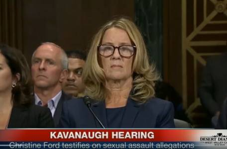 "Body Language Expert Catches Dr. Christine Ford in Several Lies, Insists: ""Something's Wrong Mentally"" (VIDEO)"