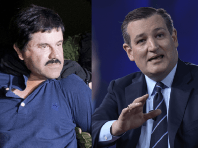 Ted Cruz Calls for $14 Billion Seized from 'El Chapo' to Fund Border Wall.