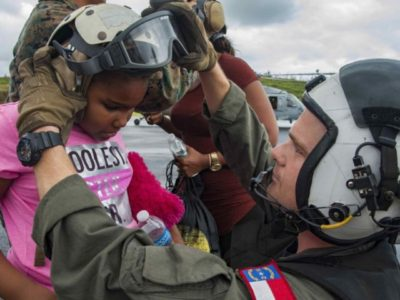 Disaster Expert: FEMA's Response in Puerto Rico Even Better Than in Texas and Florida