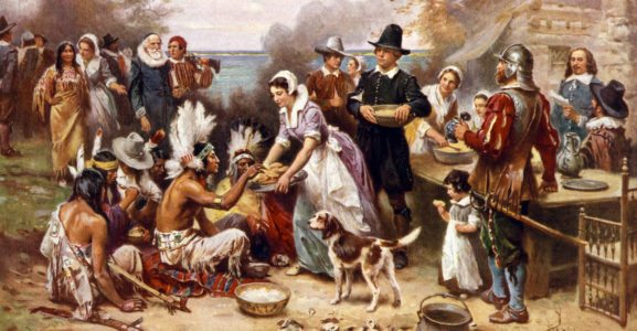 Here's Why We Should Still Celebrate the Pilgrims at Thanksgiving.