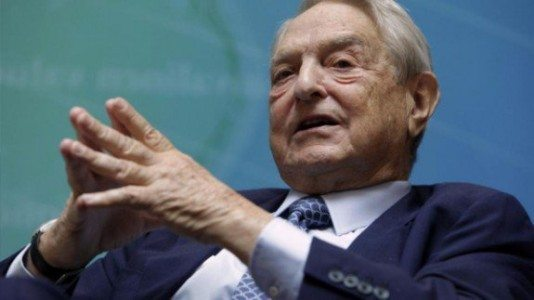 The Soros Coincidence