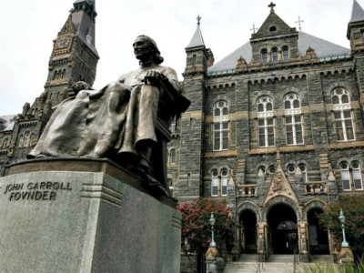 No Whites Allowed at Georgetown Community Dialogue on Racism.