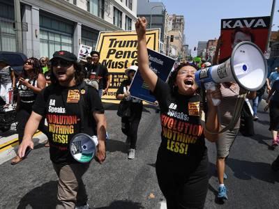 Violence Against Right Escalates as Media Amp up Hate-Rhetoric Against Trump.