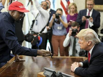 This Is CNN: Network Slimes Kanye as 'a Man Who's Clearly Not Okay'