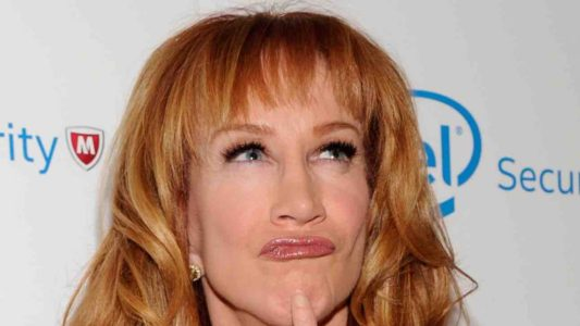 CNN announces Kathy Griffin's fate after 'disgusting' Trump photoshoot.
