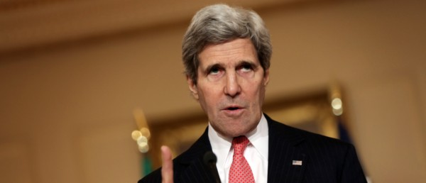 John Kerry Is Reportedly Colluding With Iran To Undermine American Foreign Policy.