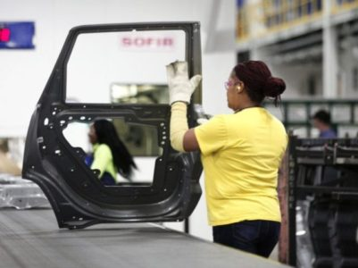 BOOM! American Manufacturing Expanded in August at Fastest Pace in Six Years