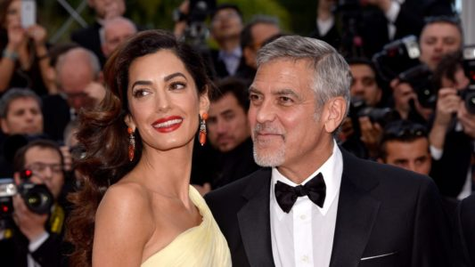 George Clooney and his wife donate $1 million to group targeting conservatives