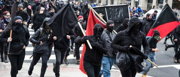 Pee-Filled Projectiles A Recurring Weapon Of Choice For 'Anti-Fascists'