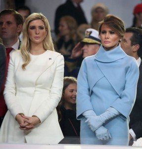 Photo Of Melania Frowning At The Inauguration Goes Viral — But Not For The Reason Most People Think