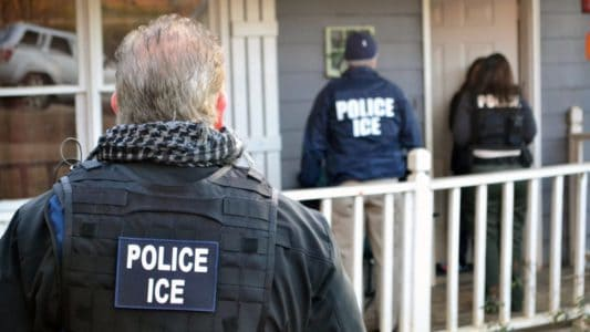 DHS says 75 percent of those detained in ICE raids last week were 'criminal aliens'