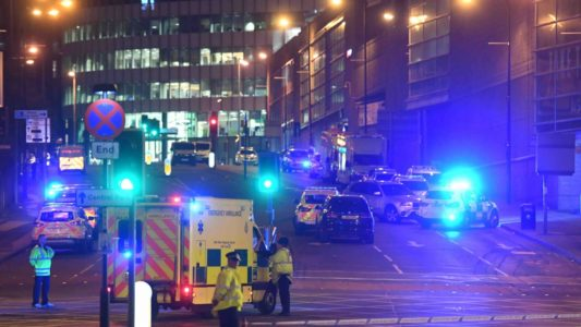ISIS takes credit for Manchester concert attack that killed at least 22 people.