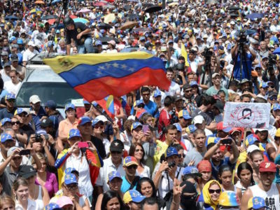 2017: The Year Venezuela's Socialism Caused Undeniable Chaos.