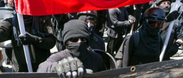 Antifa Professor Called For Killing Police Officers — And He Still Hasn't Been Fired