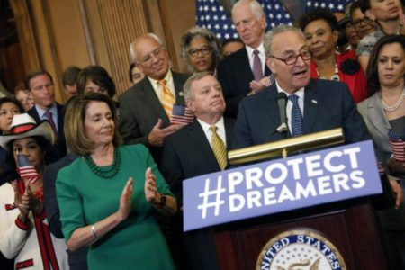 Democrats and Media Sing Together: Pro-American Immigration Reforms Are 'Poison Pill'