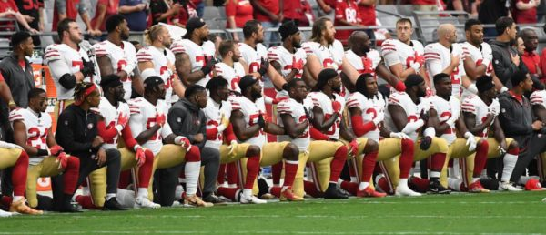 Trump Wants All NFL Kneelers To See This Photo.
