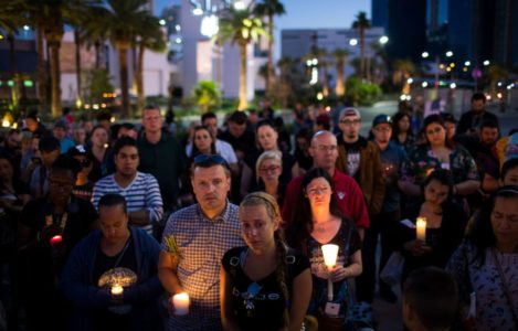 No respect: Two Dems BOYCOTT moment of silence for Las Vegas victims